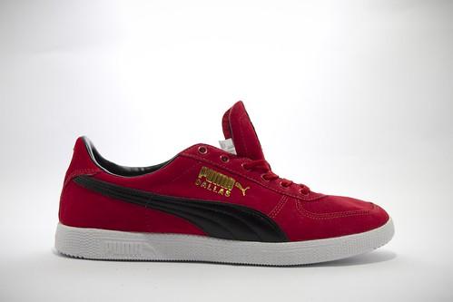 Puma Dallas Red