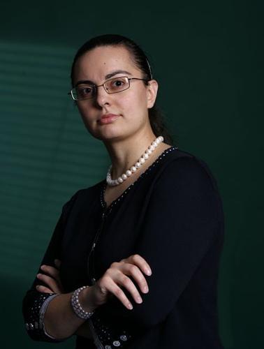 Аксана Пятроўна Бязлепкіна