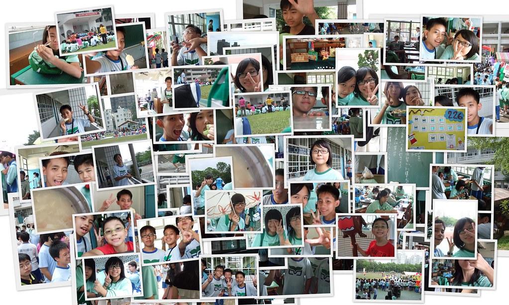 校慶照片圖片堆
