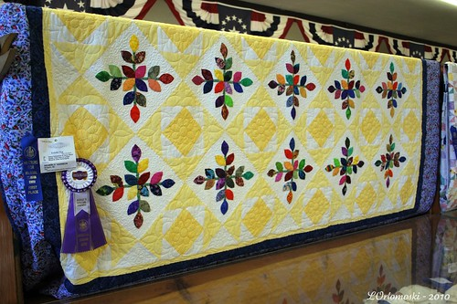 Judge's Special Award Quilt