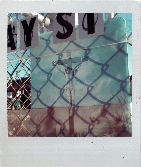 Crucifixion, Clay Street