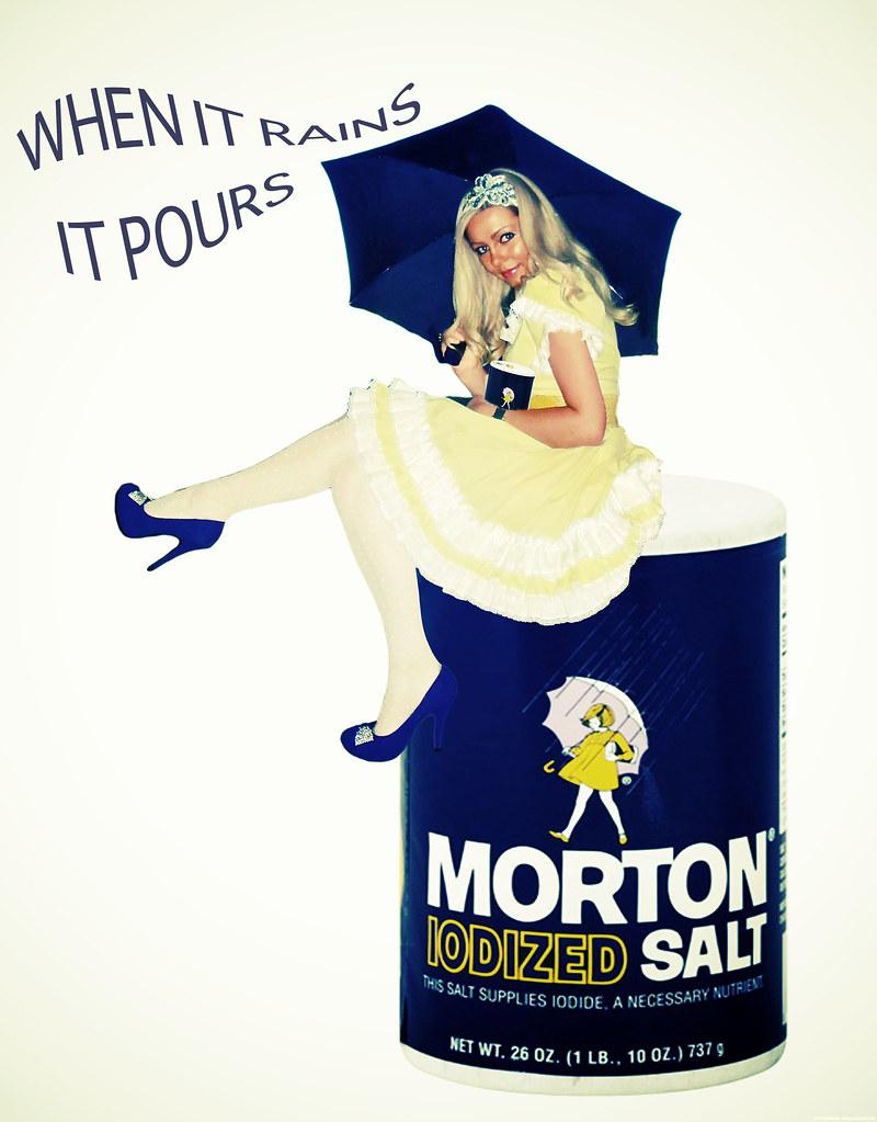 brittany powers as the morton salt girl tags halloween costume mortonsalt