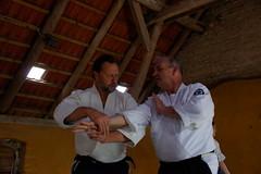 Kampfkunst in der Uckermark (Hardys Photoshooting) Tags: kampfkunst aikido samurai uckermark fergitz