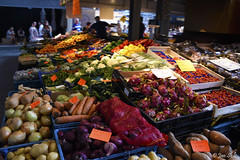 Vegetables (Jan Slob) Tags: vegetables groente colors rotterdam markthal zuidholland netherlands holland markt nikon nikond750 dof ©allrightsreserved