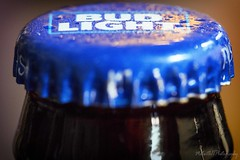 Relax with an ice cold one IMG_6203-1 (matwith1Tphotography) Tags: matwith1t canon eos70d 70d relax budlight beer macro macrophotography macromonday