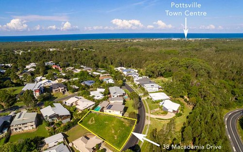 Lot 395 # 38 Macadamia Drive, Pottsville NSW