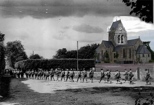 82nd Airborne St Mère Eglise 1944/2017