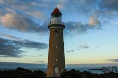 ..on high.. (dawn.tranter) Tags: kangarooisland australia ki lighthouse sunrise ocean beach flinderschase nationalpark