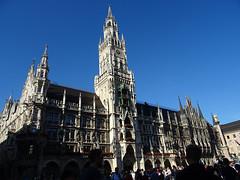 New City Hall, Marienplatz, Munich (muck-magnet) Tags: munich germany marienplatz newcityhall