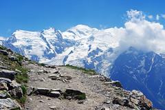Au bout du chemin... (bernarddelefosse) Tags: montblanc chamonix hautesavoie rhônealpes montagne
