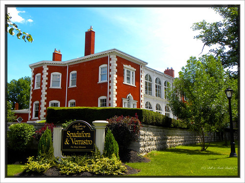 Buffalo New York ~ Spadafora & Verrastro ~ Lawyers ~ AKA Birge Mansion