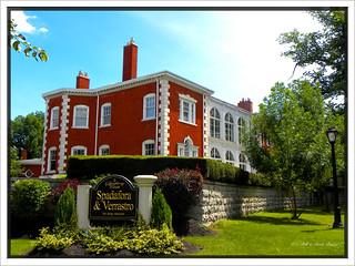Buffalo New York ~ Spadafora & Verrastro ~ Lawyers ~ AKA  Birge Mansion
