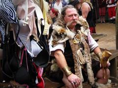 Sea Devil Barbarians (Flan de Coco) Tags: hairy man male men fur beard bra trf faire renfaire 2009 renaissance renfest bras barbarian lastweekend pelt celticchristmas brazier seadevil texasrenaissancefestival finalweekend texasrenaissance toddmission
