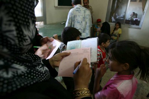UNHCR News Story: Poor conditions in Iraq drive returned refugees back to Syria