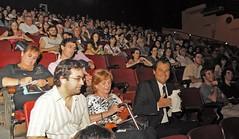 Mendoza: Más de 250 personas disfrutaron del film El Brindis