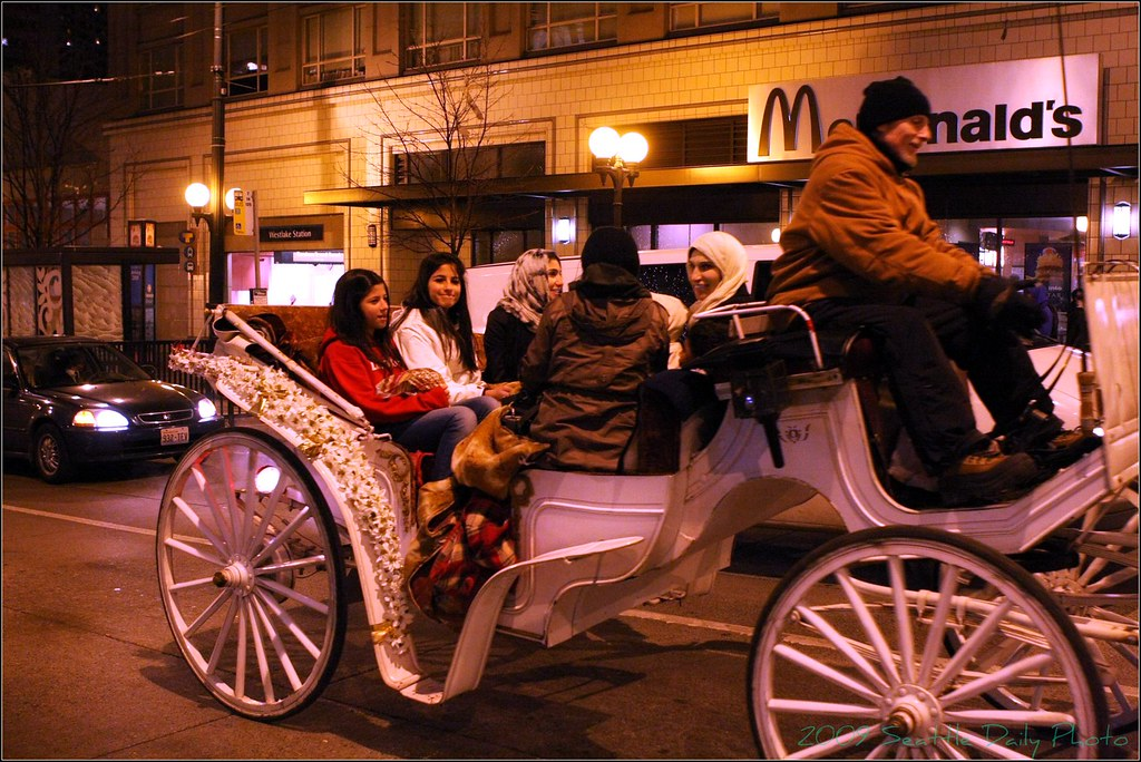 Downtown Carriage Ride