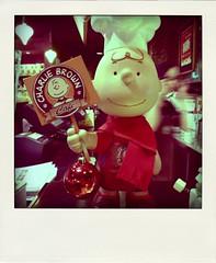 Merry Xmas 2009。香港查理布朗咖啡館