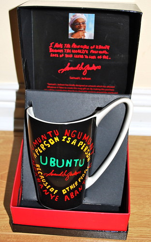 Exercise in gratitude_ 001_ Ubuntu Mug