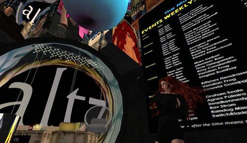 rafee at alt7 party for dj space grelling