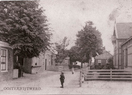 Oude foto Dorpstraat