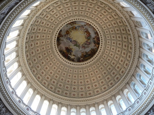 Rotunda at United States Capitol