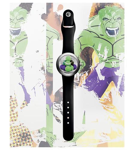 Jeff Koons horloge