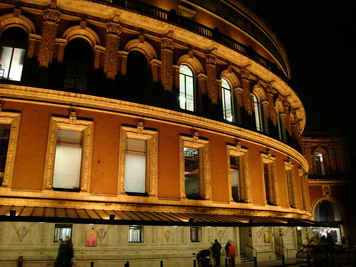 Royal Albert Hall 1209