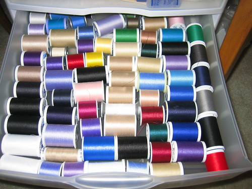 Drawer thread
