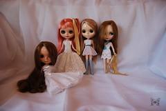 Girls: Céu, Francis, Fénix e Antonia