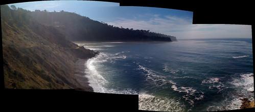 Beach hike.