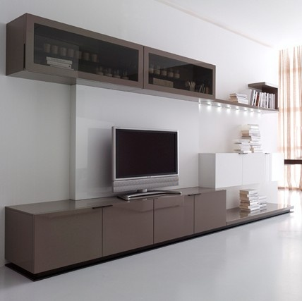 Wall Units Decoration Design