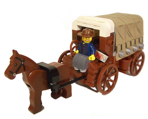 Image result for lego covered wagon