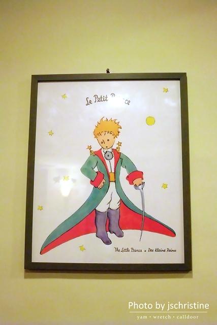 小王子經典圖畫