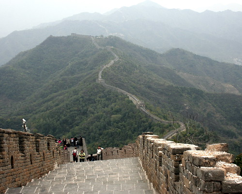 Great Wall View from the Top