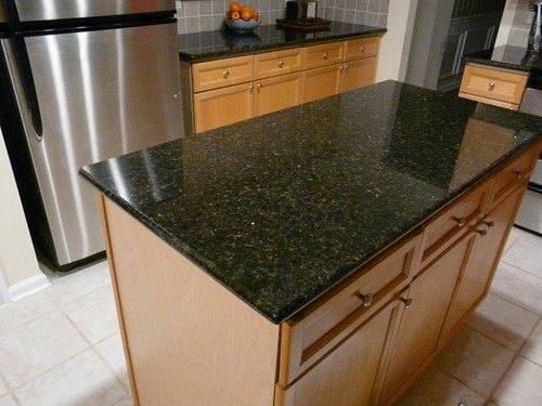 Uba Tuba Granite Countertop installed in Charlotte NC