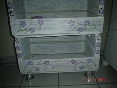 Caixas restauradas. (MIRIAN ARCENO pintura em tela e artesanatos) Tags: painting kid decoração madeira pintura restauração provençal