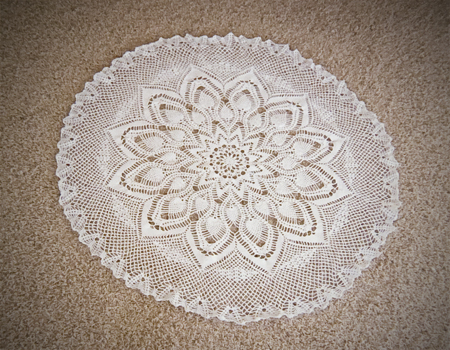 Free Tablecloth Patterns | Crochet Patterns