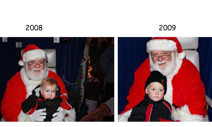 2008_2009 Santa Train