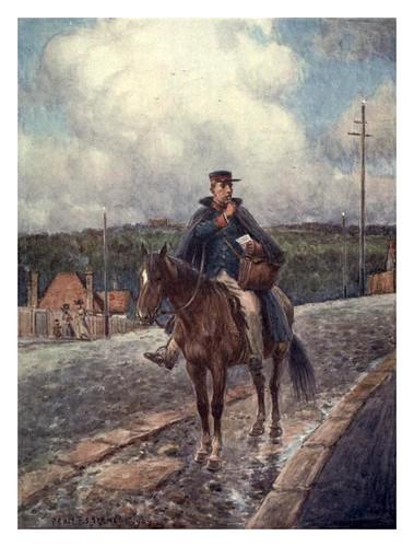 018-El cartero-Australia (1910)-Percy F. Spence