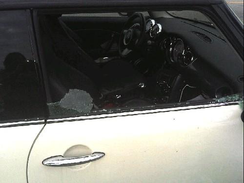 Car theft Venice Beach
