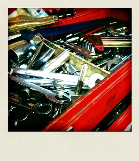 Wheelies - tools