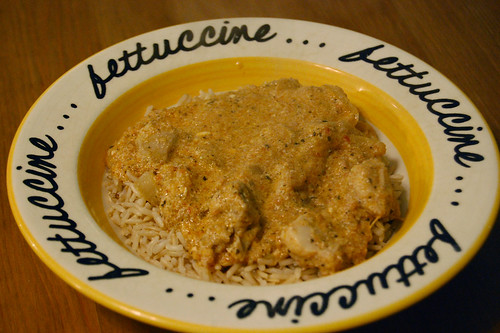 Chicken Curry with Gentle Spices