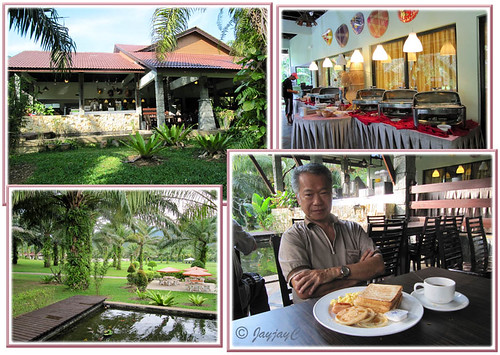 Coffe House at Felda Residence Hot Springs (Sungai Klah Hot Springs Park)