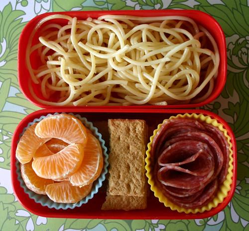 Kindergarten Bento #278