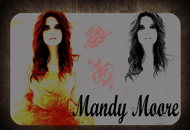 Mandy Moore by pinkishlady