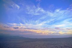 Evening Light Play (belindah-Thank You!-500,000 Views Now) Tags: ocean sky clouds hawaii islands maui