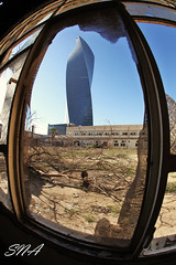 My View (Sadeq Nader Abul) Tags: fish eye canon eos view mark fisheye ii 5d kuwait nader sadeq  abul