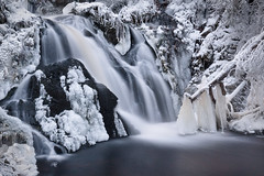 Still Going Strong (andywon) Tags: winter snow ice nature water forest landscape flow waterfall rocks freezing basin freeze icy schwarzwald blackforest explored falkau haslachtal blackforestwaterfalls falkauerwasserfall