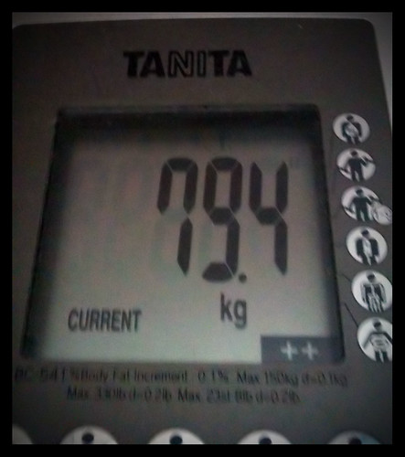 19/365 - 10kg down, 10 to go