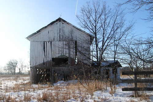 Aged Barn